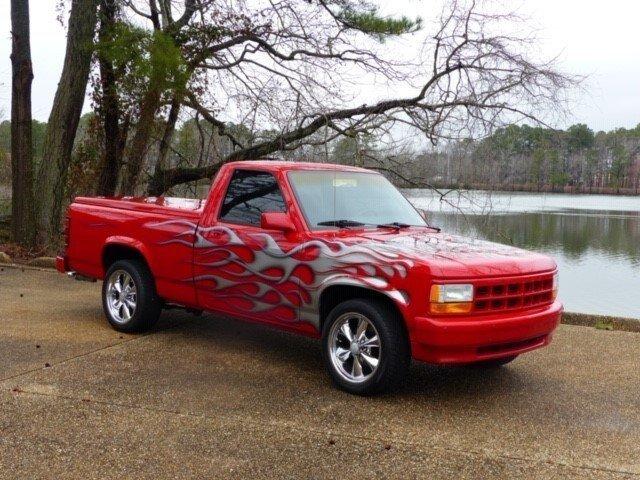 1993 dodge dakota pickup