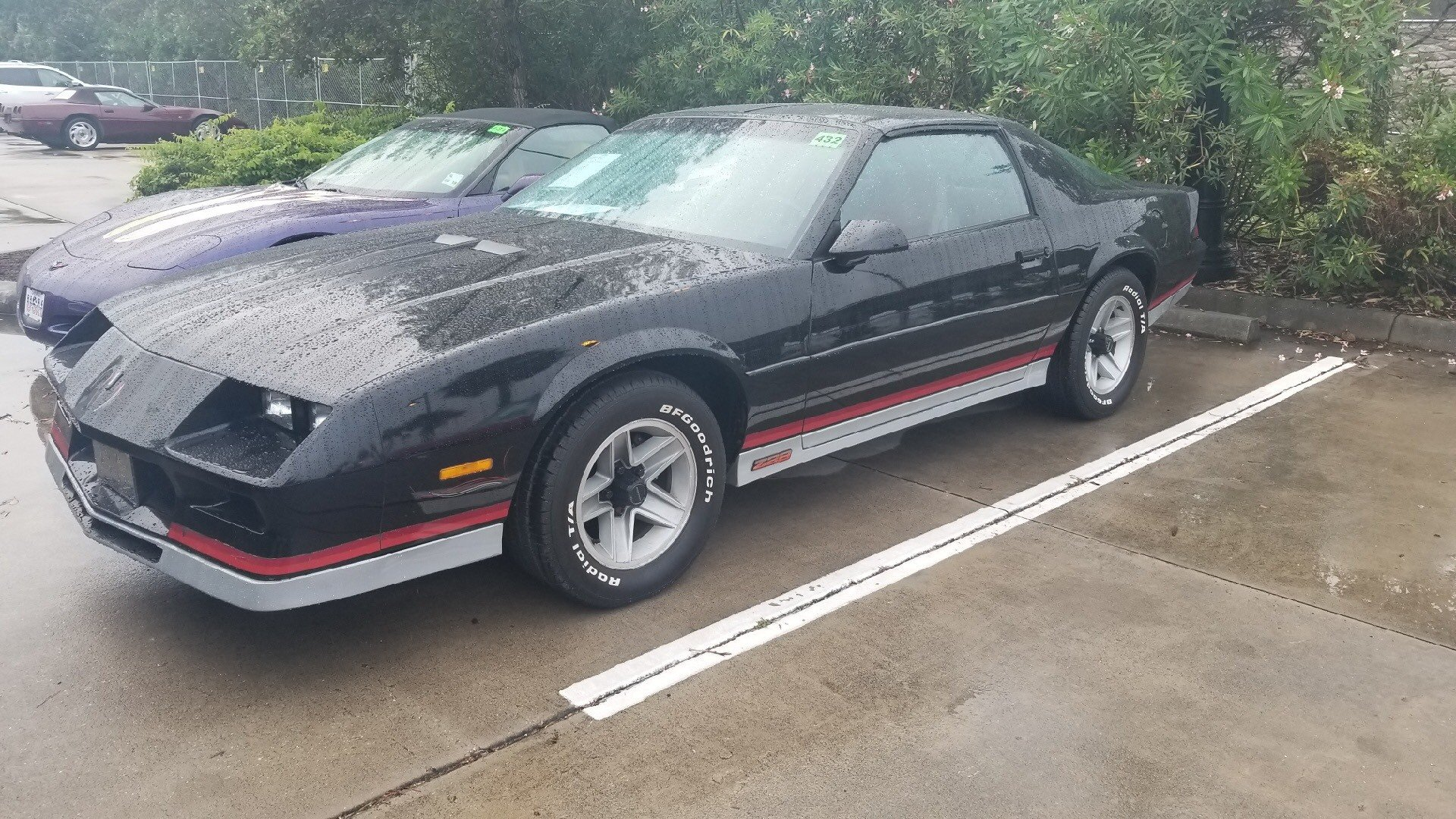 1983 chevrolet camaro z28 coupe