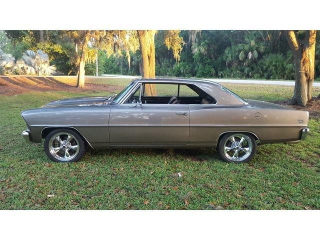 1967 chevrolet nova ss coupe