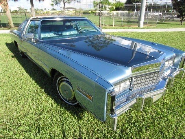1977 Cadillac Eldorado Biarritz