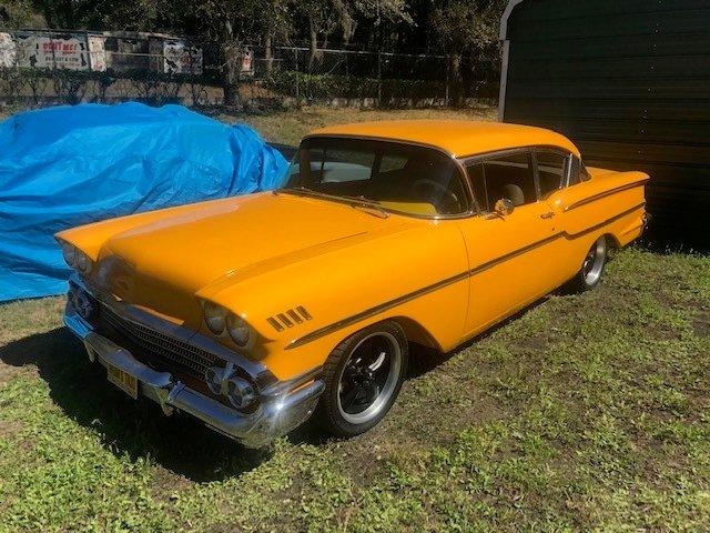 1958 Chevrolet Biscayne Custom
