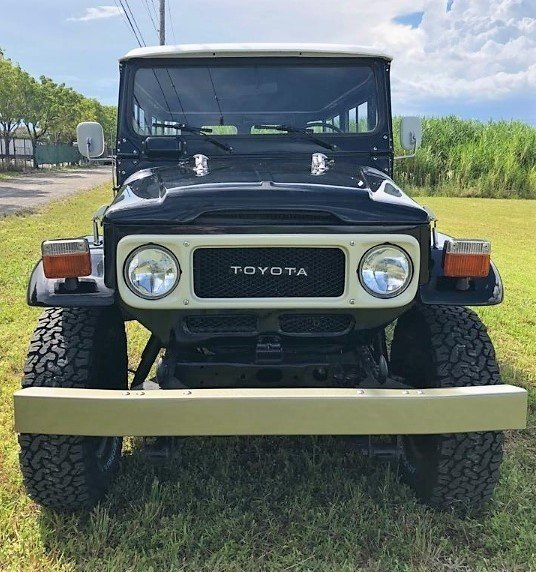 1982 Toyota FJ45 | Premier Auction