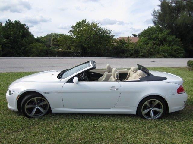 2008 BMW 650I