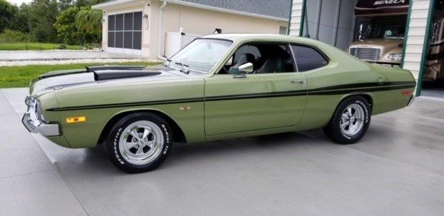 1972 dodge demon coupe