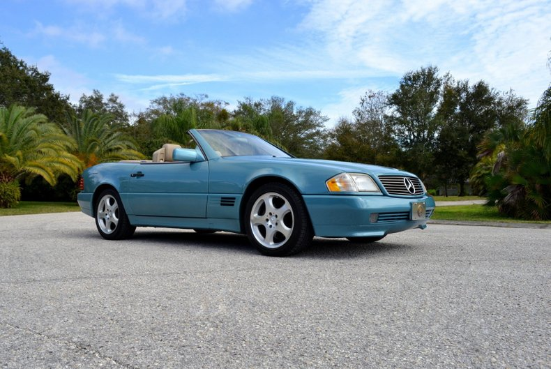 1995 Mercedes-Benz SL500 For Sale