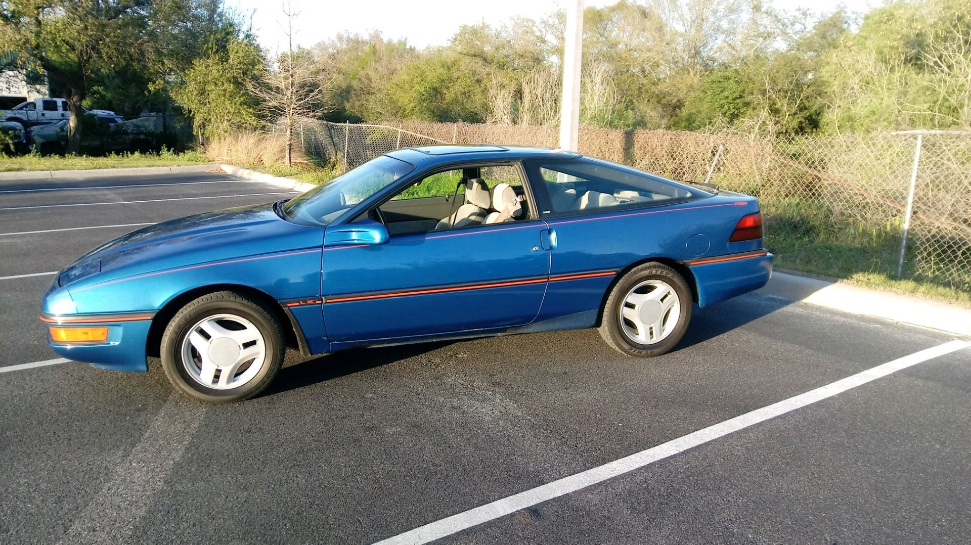 1991 ford probe lx coupe