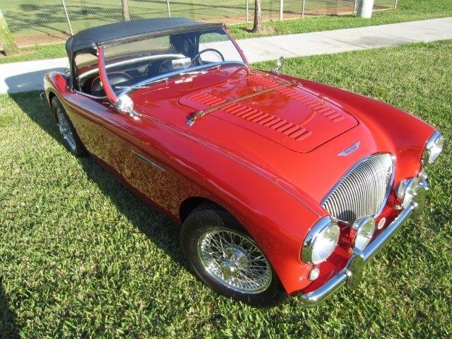 1955 austin healey 100 4 roadster