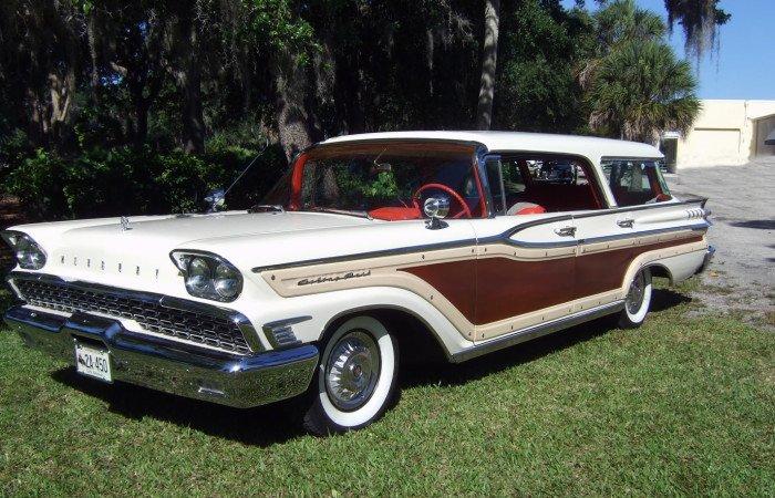 1959 mercury colony park station wagon