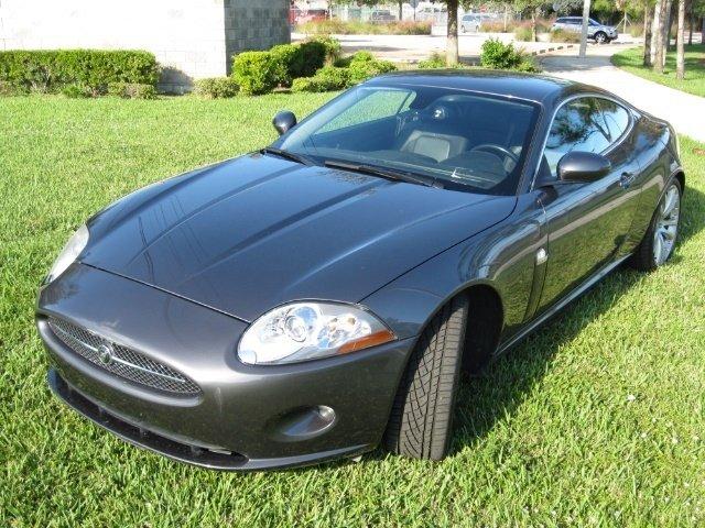 2007 jaguar xk coupe