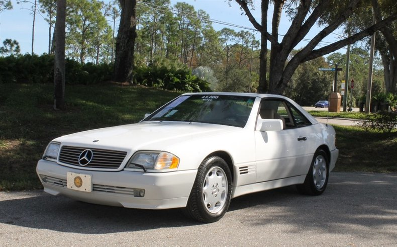 1995 Mercedes-Benz SL 320