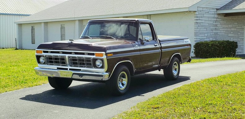 1977 Ford F100 XLT For Sale