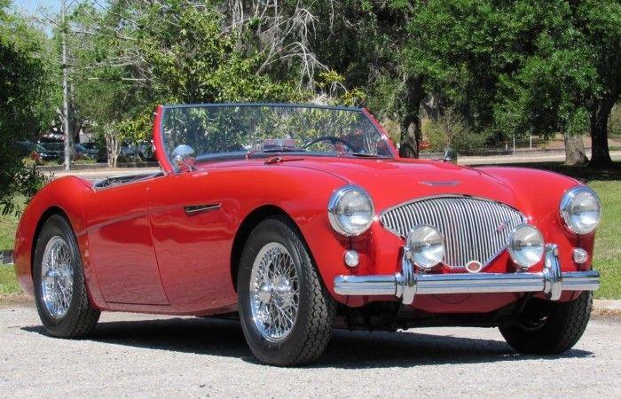 1955 austin healey 100 4 bn1 roadster