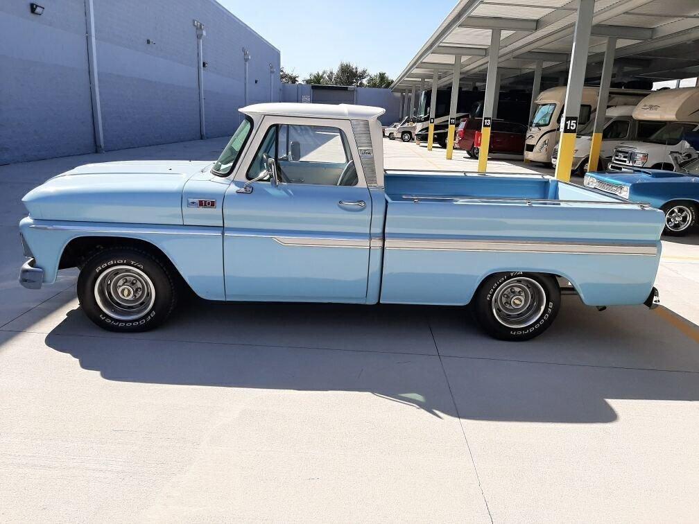 1965 chevrolet c10 custom pickup