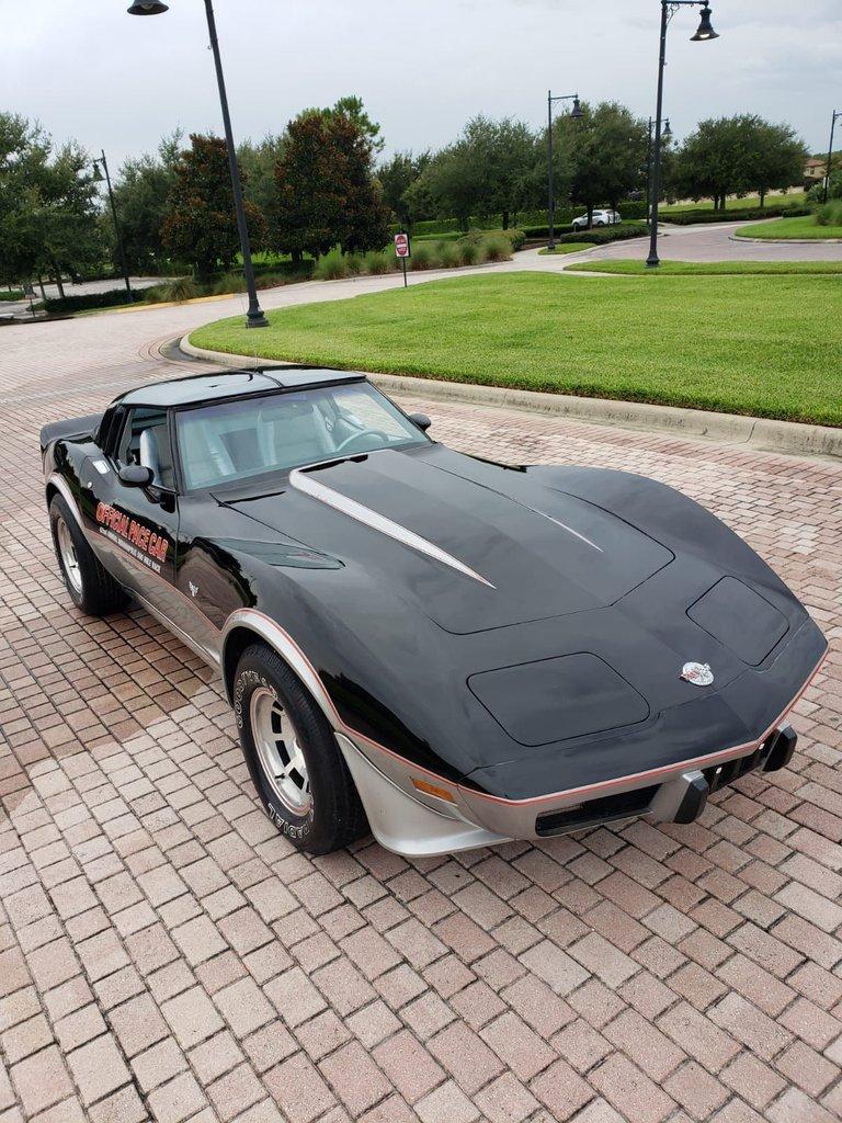 1978 Chevrolet Corvette Indy Pace Car