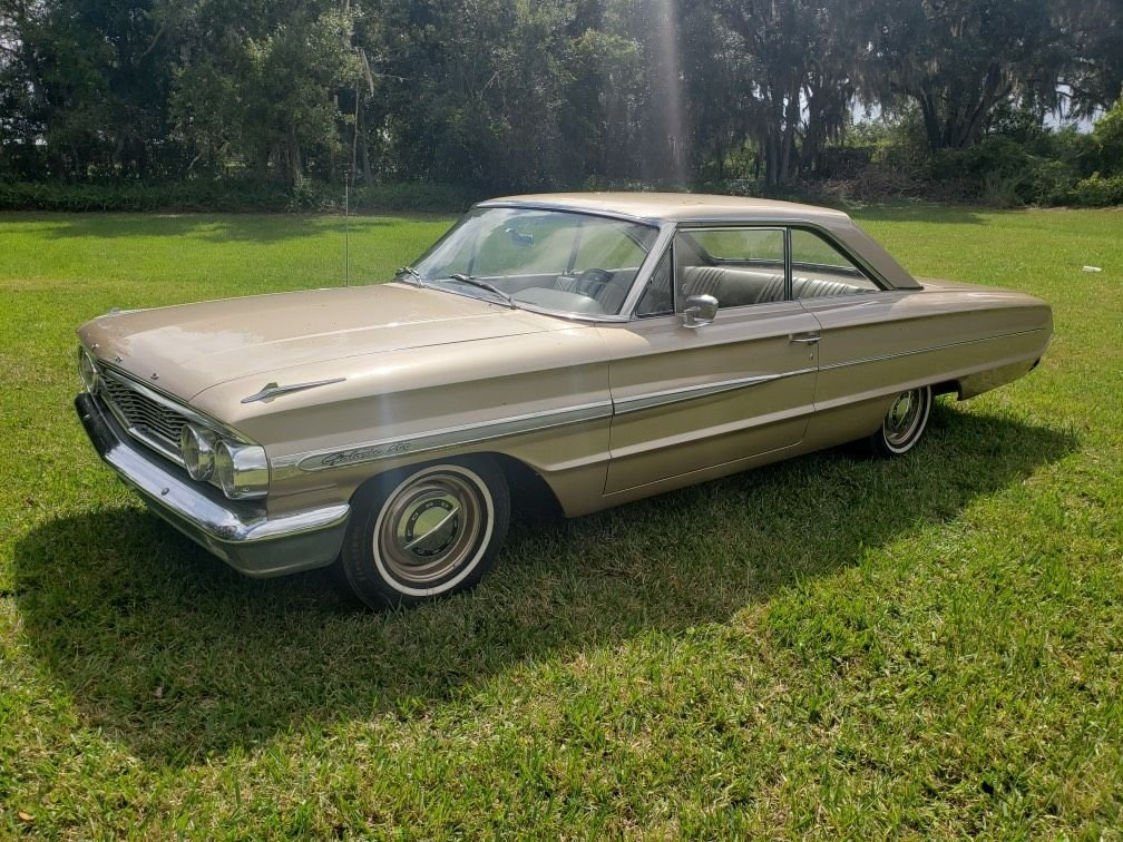 1964 ford galaxie 500 hardtop