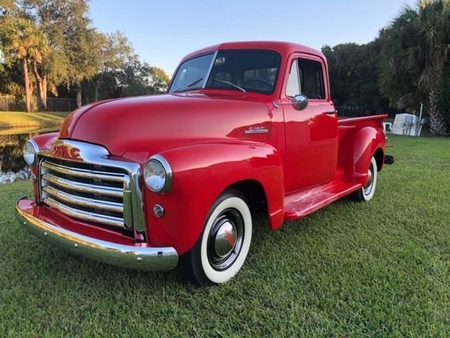 1953 GMC 1/2 Ton Pickup