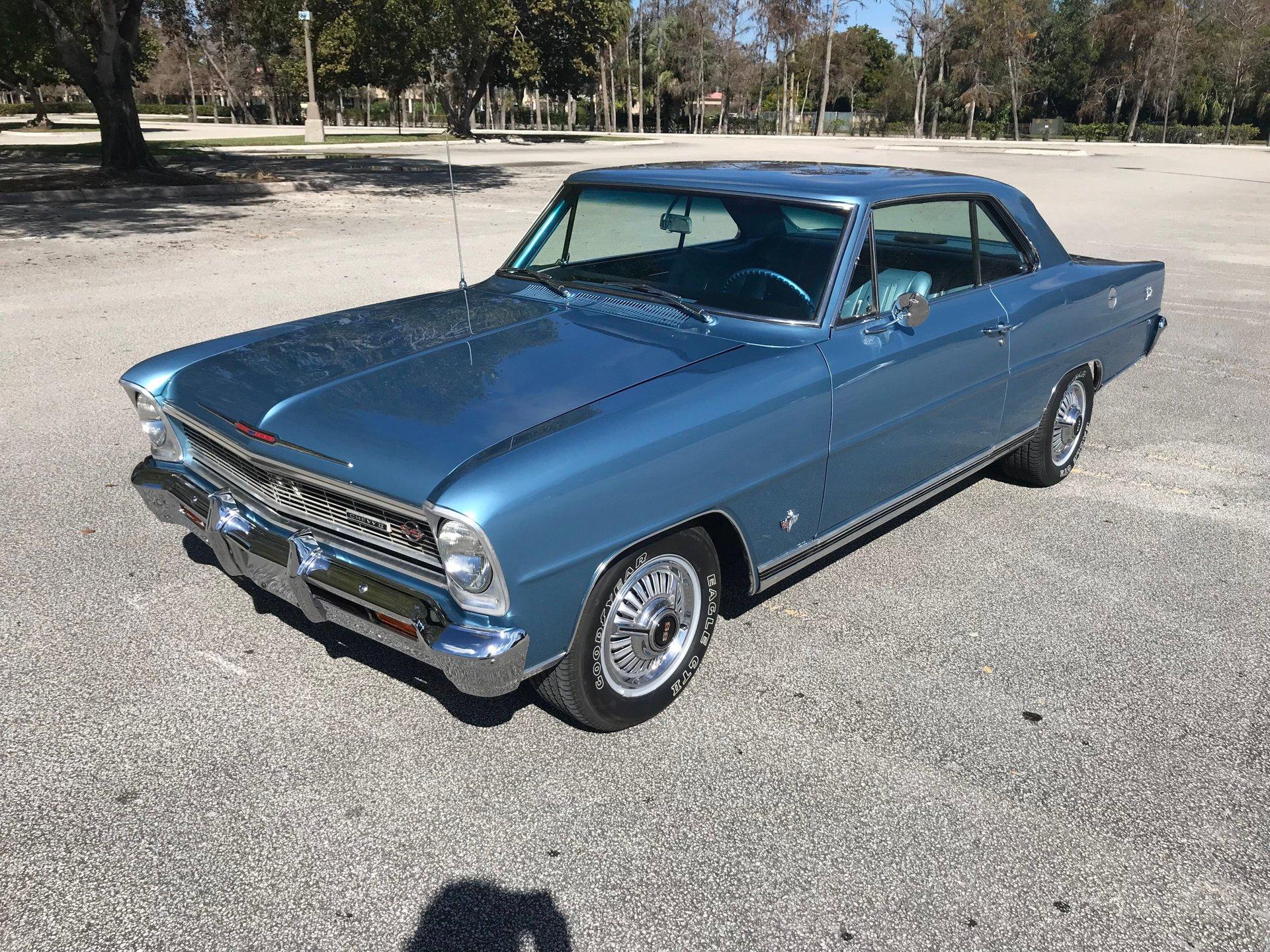 1966 chevrolet nova ss l 79 coupe
