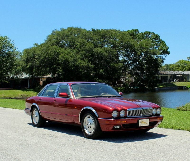 1995 jaguar xj6 sedan