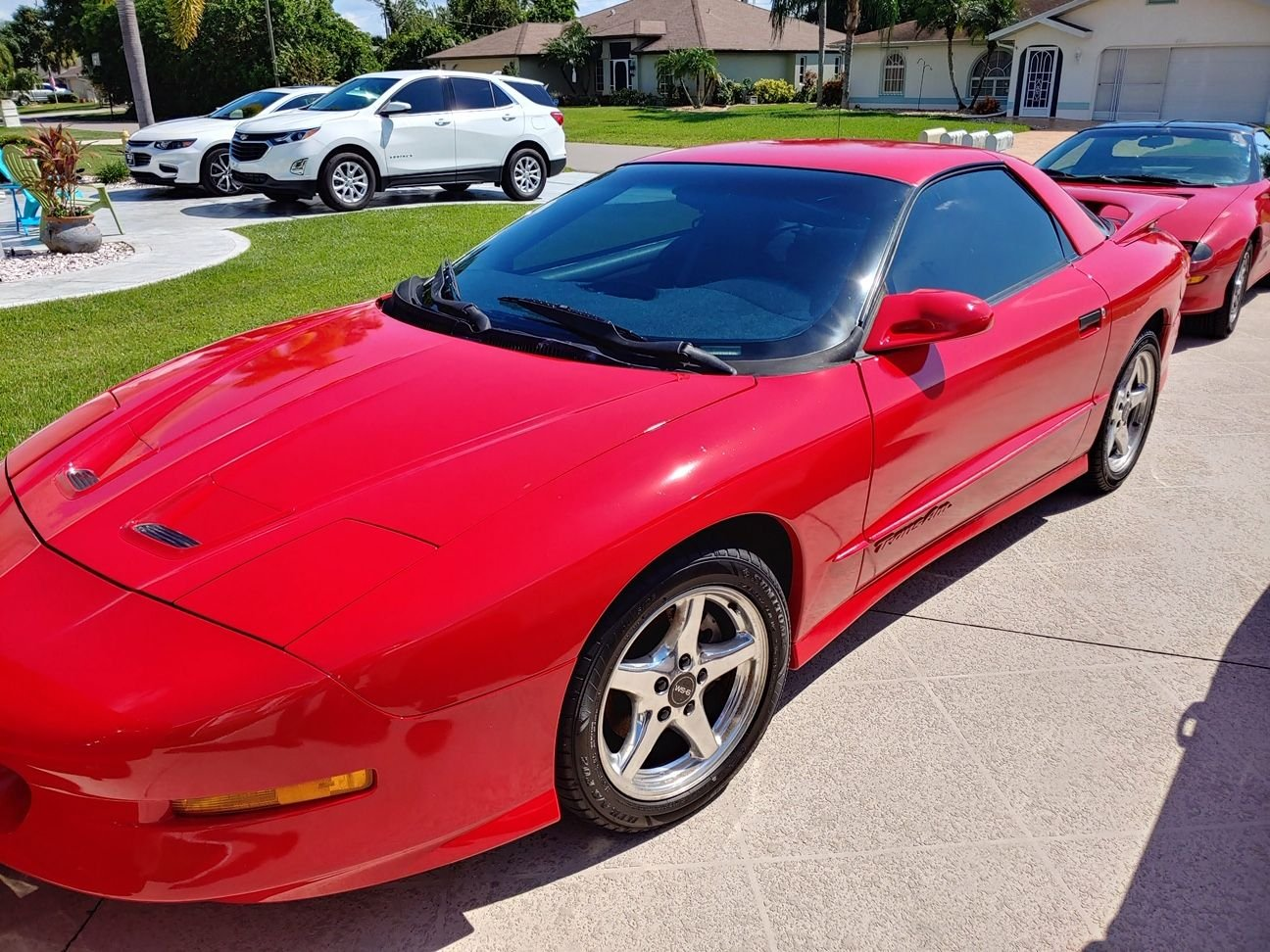 1993 pontiac trans am coupe