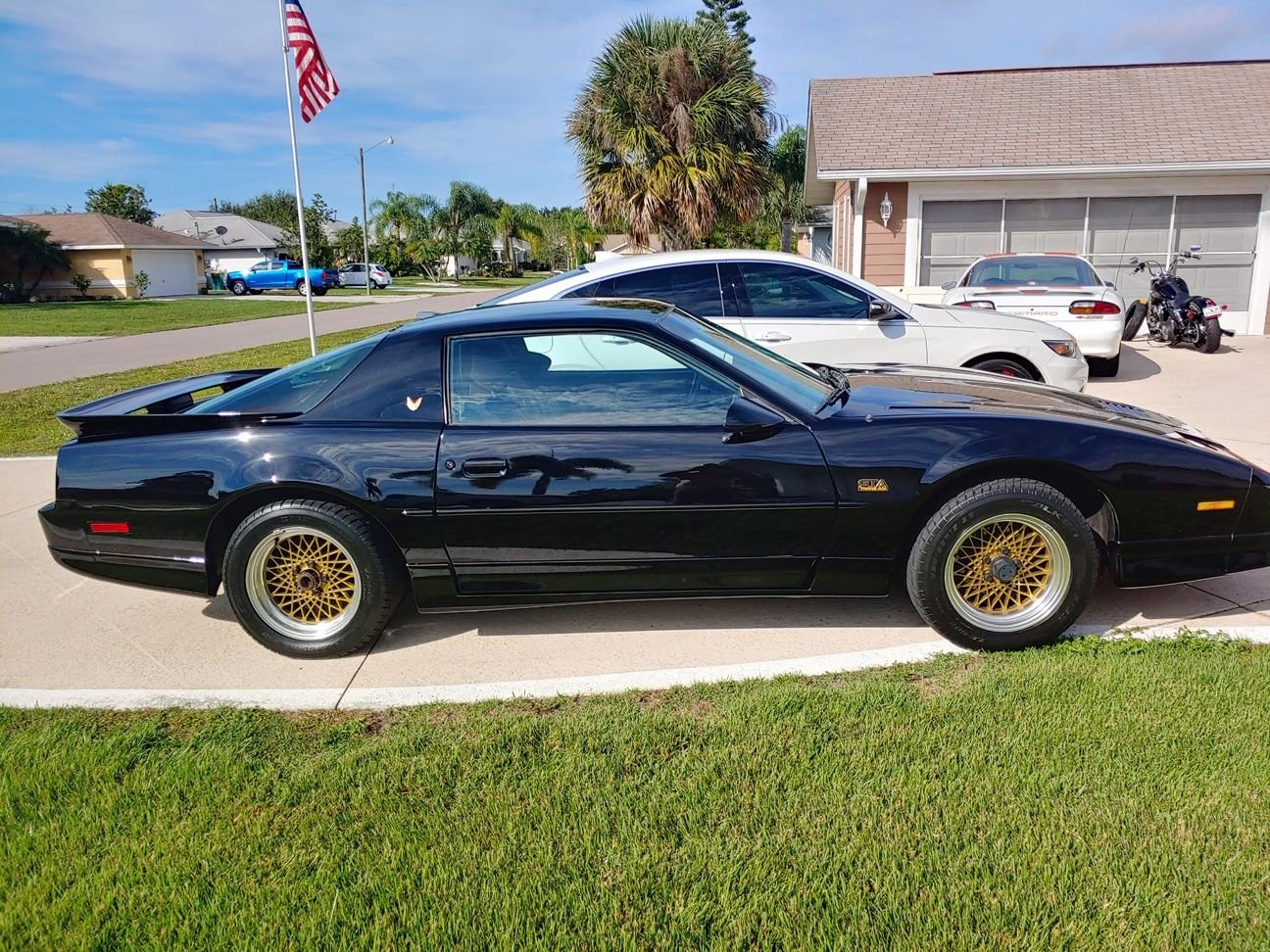 1987 pontiac trans am gta coupe