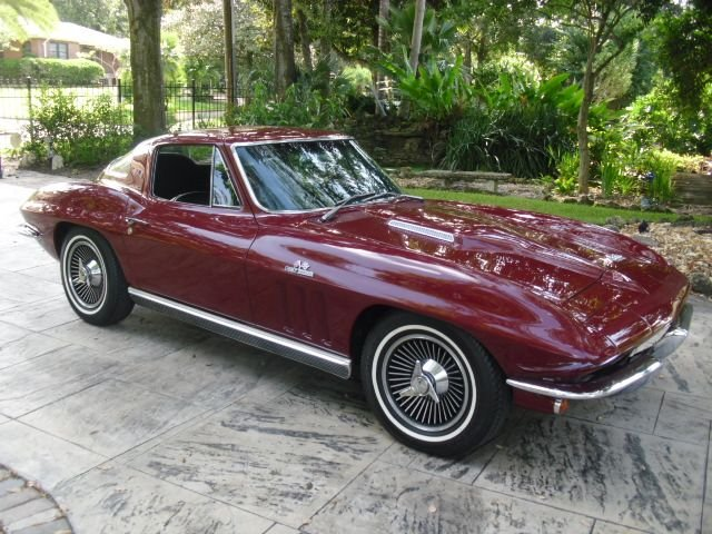 1966 chevrolet corvette 454 coupe