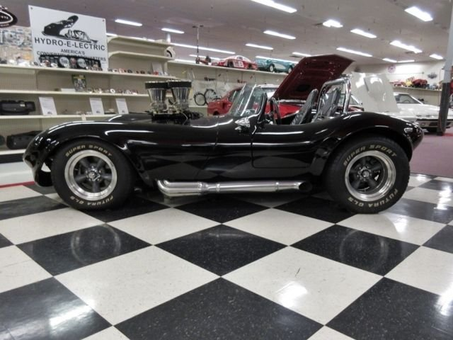 1964 cheetah custom roadster replica