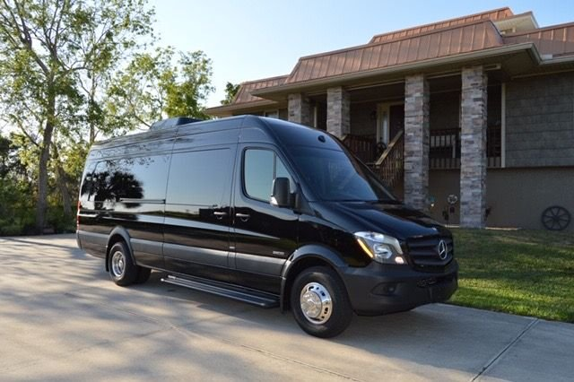 2019 mercedes benz sprinter executive coach