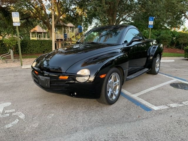 2004 chevrolet ssr pickup