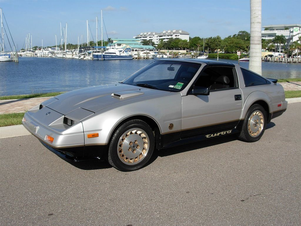 1984 nissan 300zx coupe