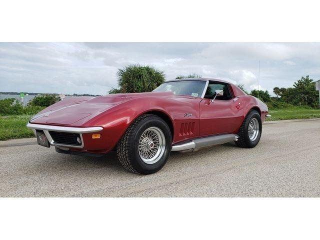 1969 chevrolet corvette 454 coupe
