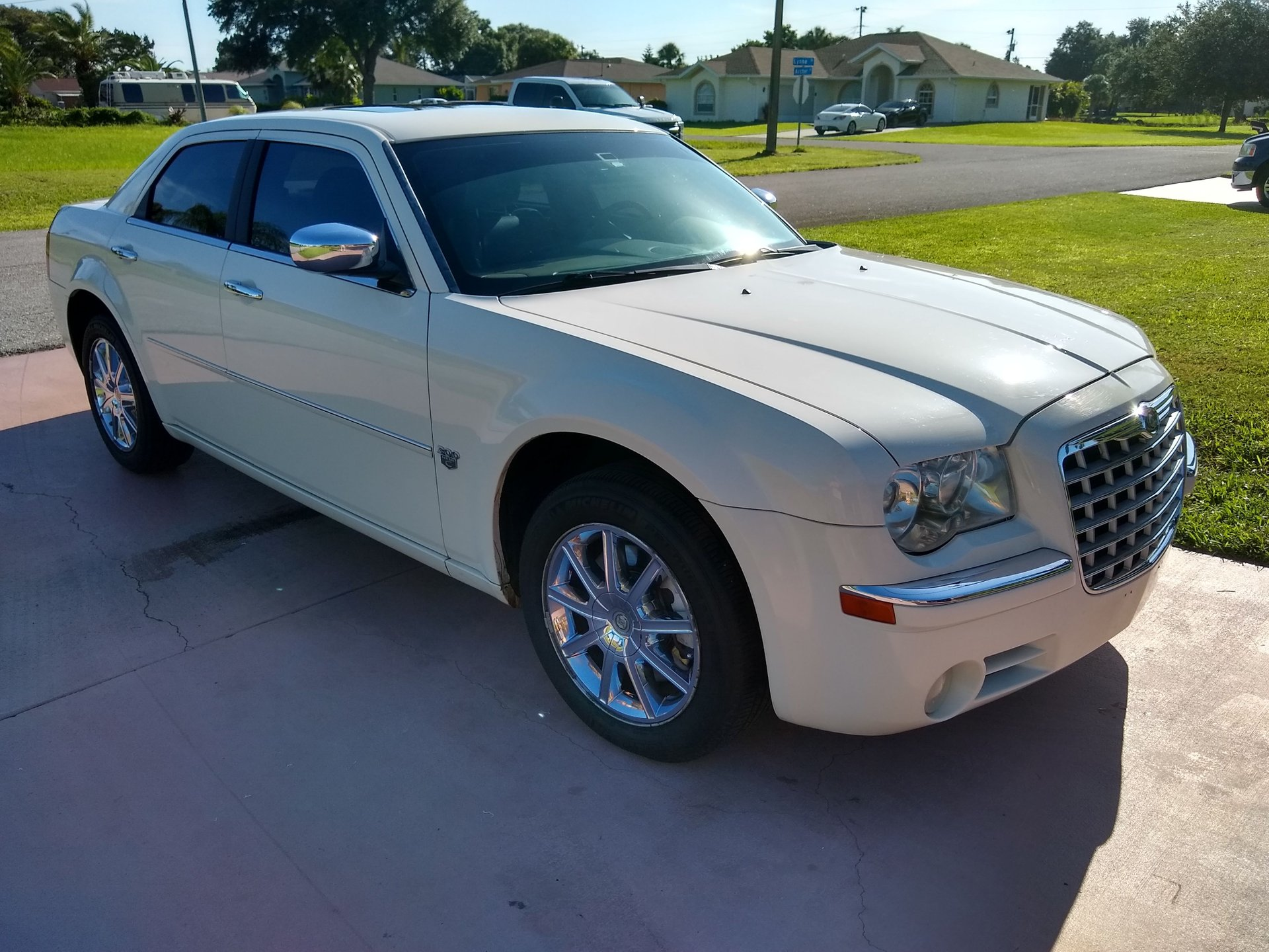 2007 chrysler 300c sedan
