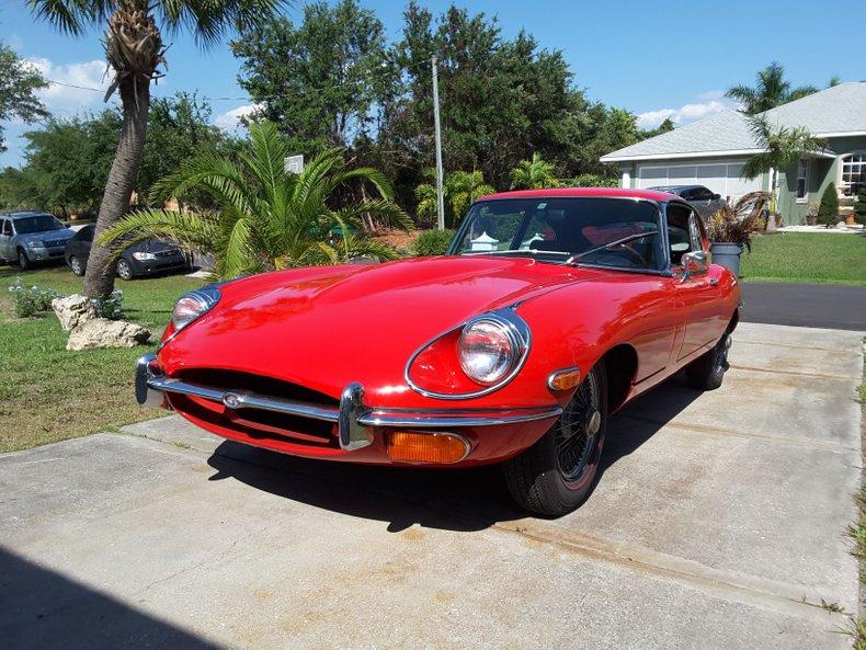 1969 Jaguar XKE 2 + 2