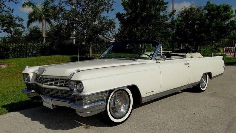 1964 Cadillac Eldorado Biarritz
