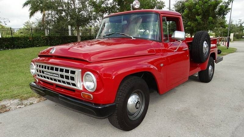1964 international 1200 3 4 ton pickup