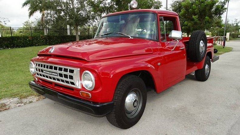 1964 International 1200 3/4 Ton