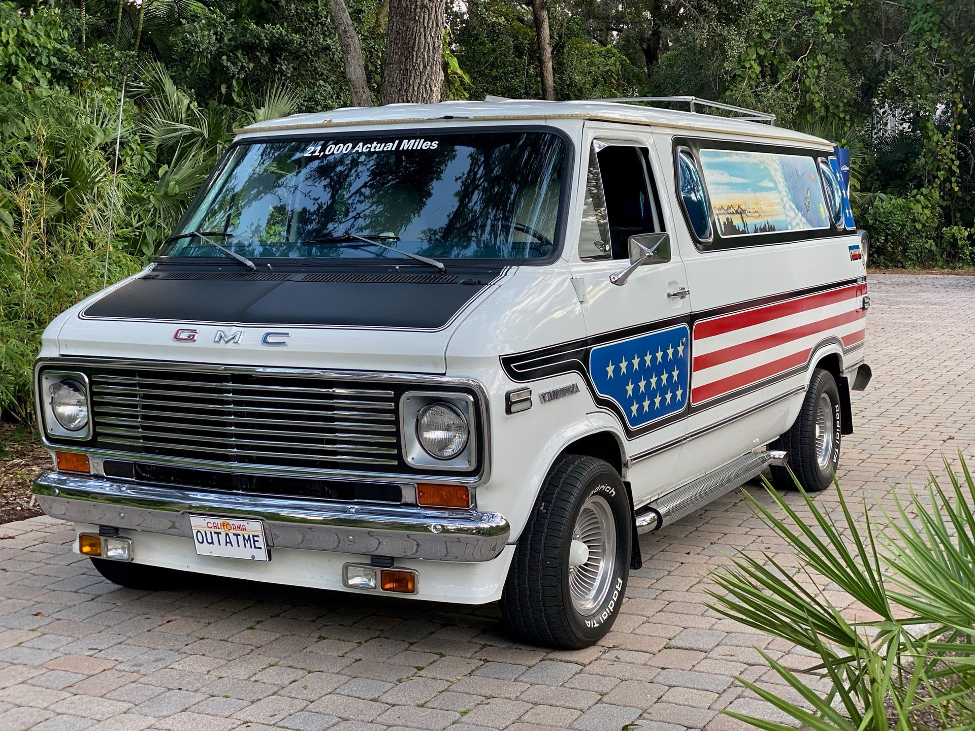 1976 gmc freedom 76 van