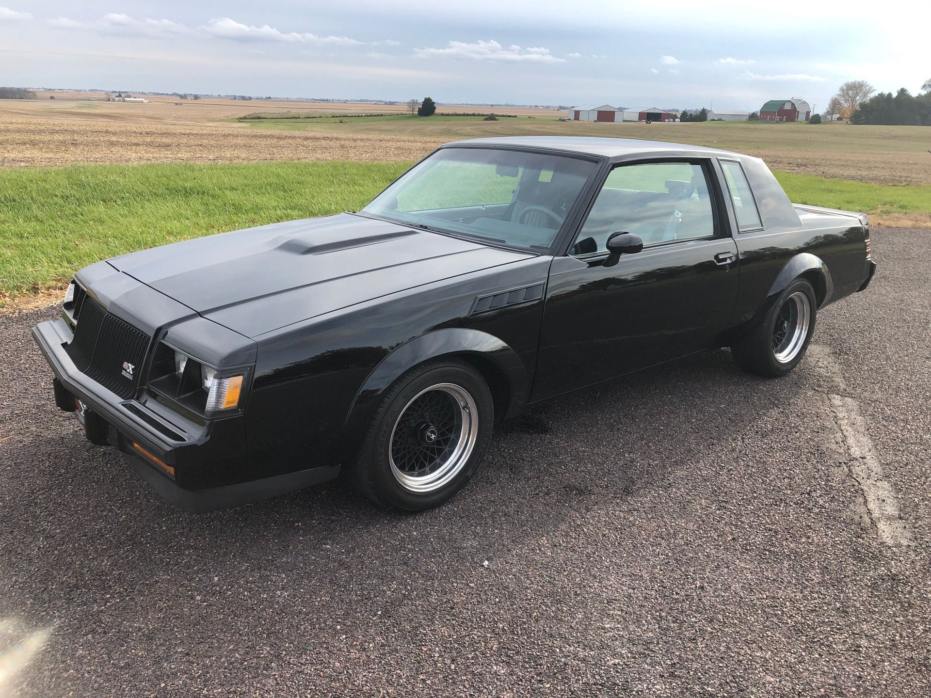 1987 buick regal grand national gnx turbo coupe