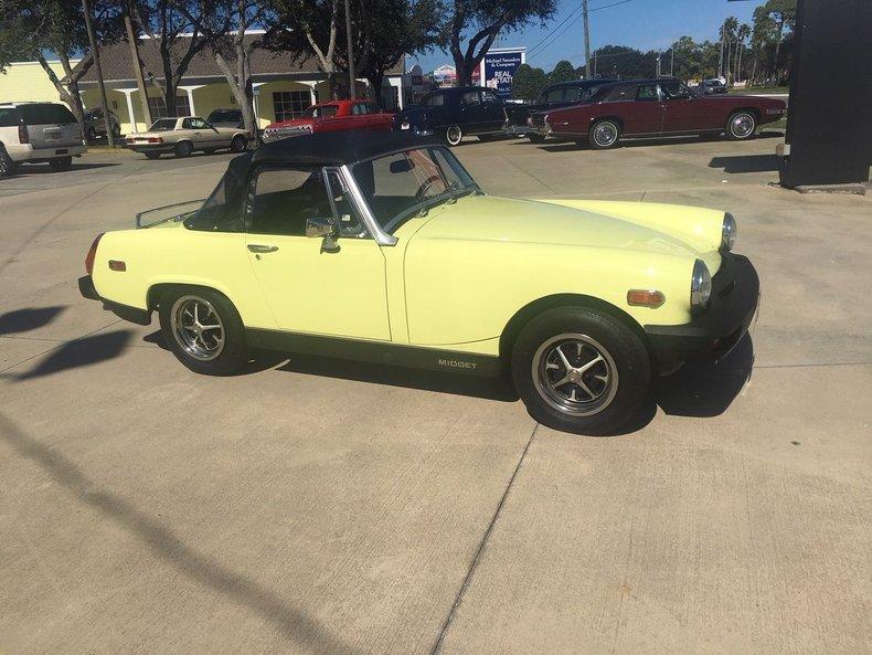 1976 MG Midget For Sale