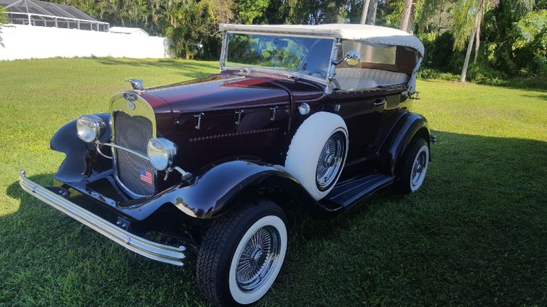 1980 Ford 1932 Model A