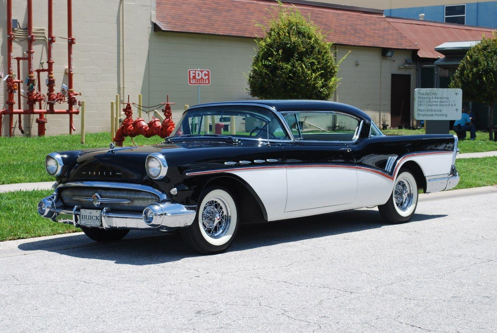 1957 buick super hardtop