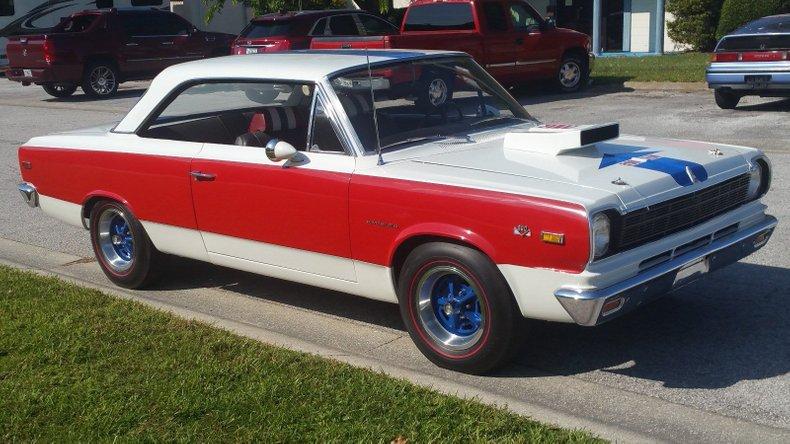 1969 AMC Hurst SC/Rambler