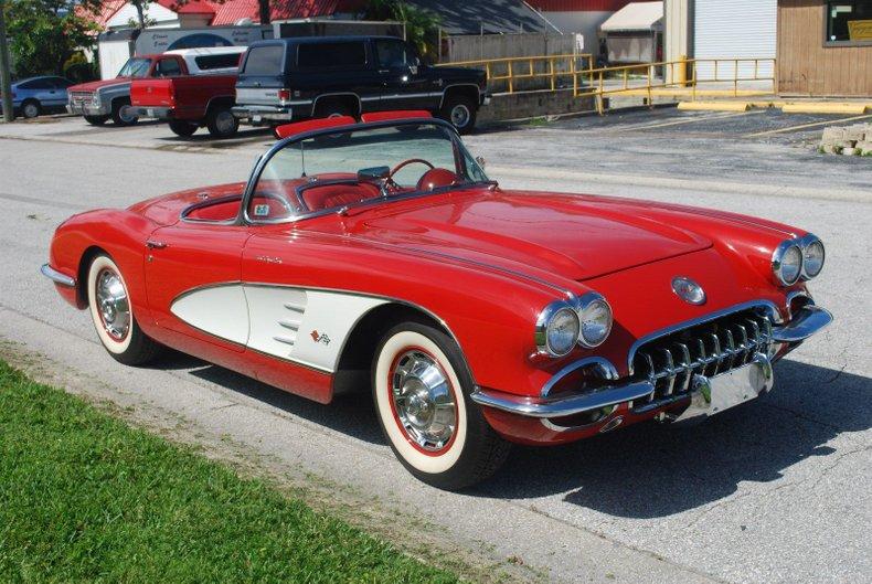1960 Chevrolet Corvette Fuelie