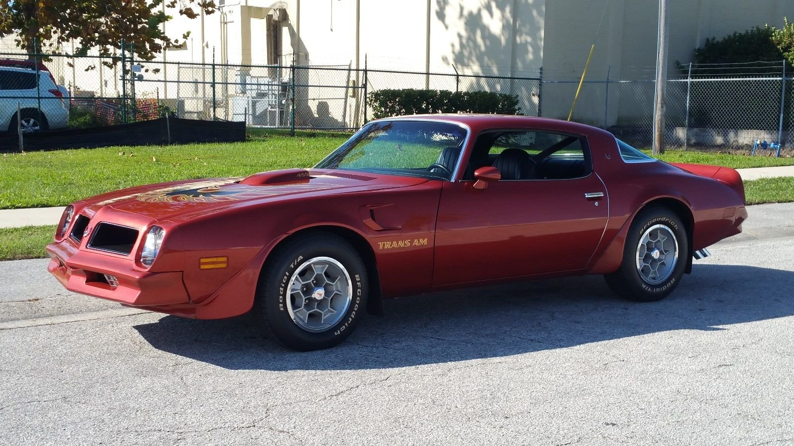 1976 pontiac trans am 455 coupe