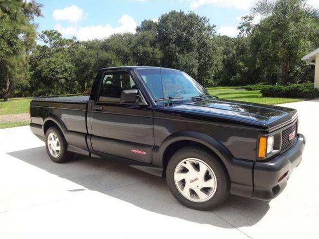 1991 gmc syclone pickup