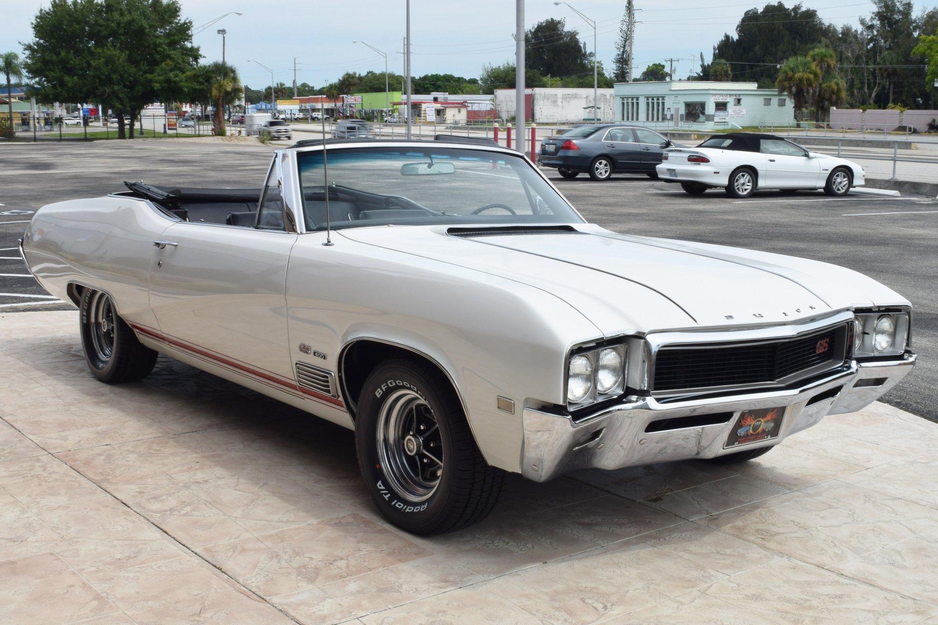 1968 buick skylark gs 400 convertible