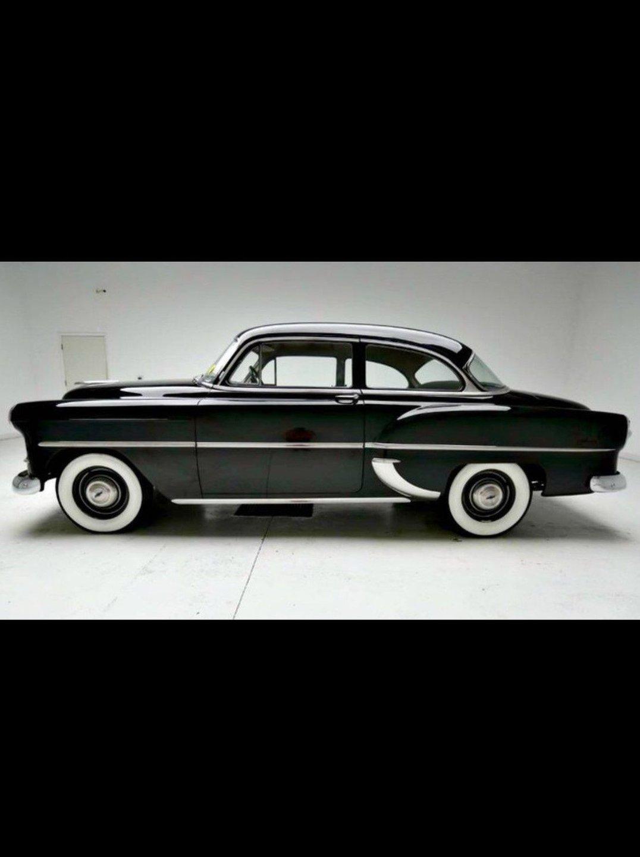 1953 chevrolet 210 2 door coupe