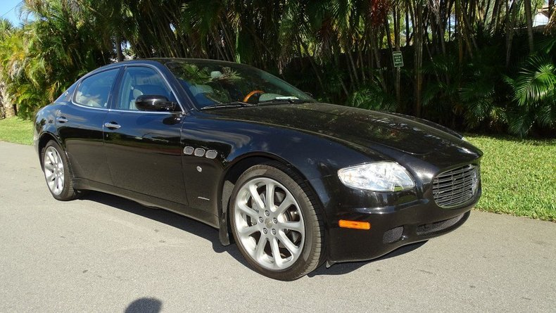 2008 Maserati Quattroporte For Sale