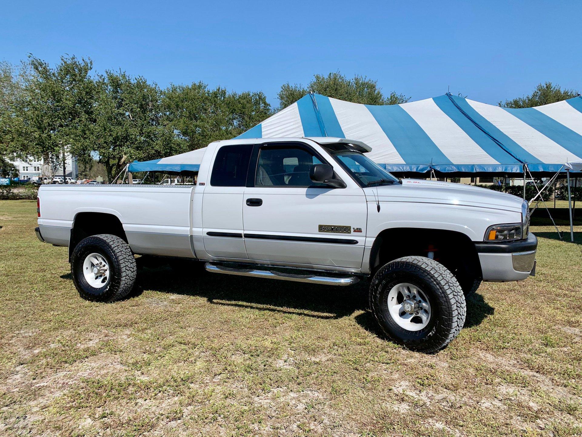 2001 Dodge Ram 2500 Premier Auction