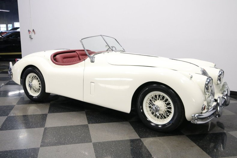 1956 Jaguar XK140 MC