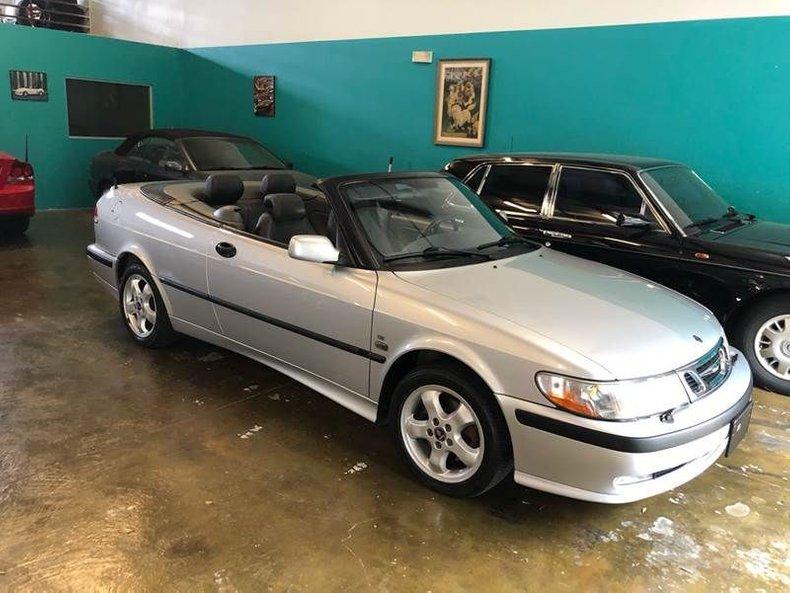 2001 Saab 9.3 SE